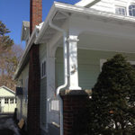 Gutter and Downspout Install in Utica